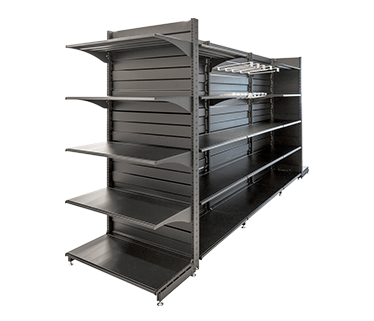 M25 Shelving for Retail