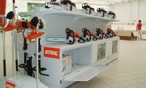 DIY Store Shelving