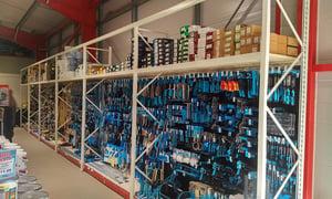 DIY Store Retail Design