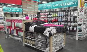 Homeware Retail Shelving