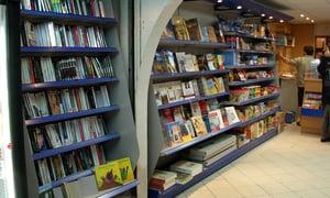 Newsagent Retail Shelving