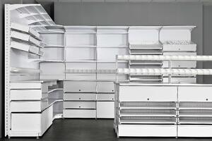 D25 Pharmacy Wall Units
