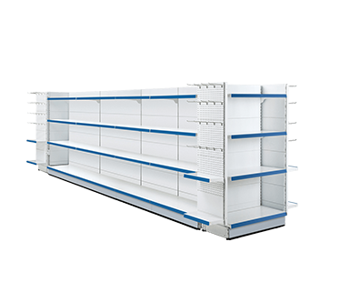 TN9 Modular Retail Shelving