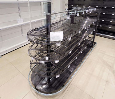 M25 wire shelving