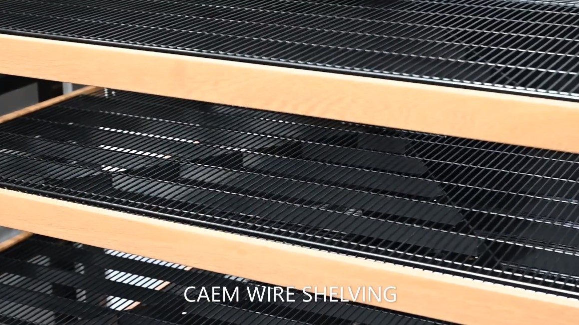 caem bespoke wire shelving